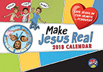 2018 MJR Calendar image