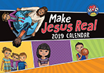 Make Jesus Real MJR 2019 calendar